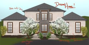 Dream Home WIP by Kinky-chichi