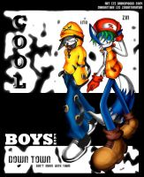 Cool Boys by darkspeeds