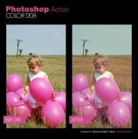 Photoshop Action - Color 008 by primaluce