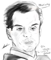 Moriarty by Ilikeyoai25
