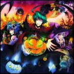 Happy Spiral-Oween by TheZephyrSong