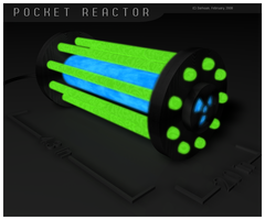 Pocket Reactor by Darkaan