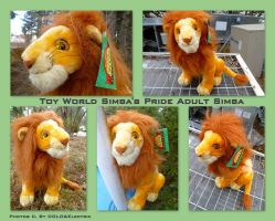 Toy World Adult Simba by DoloAndElectrik