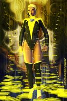 Sinestro Corps 2a by sturkwurk