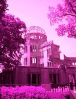 Hiroshima in Pink by Lianthanis