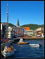 Norway - Molde by Day by AgiVega