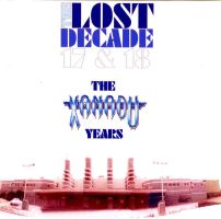 The Lost Decade Vol 17 and 18 cover by Don-O