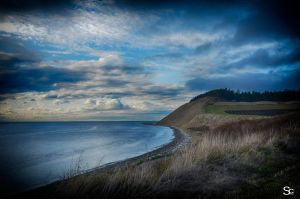 West side of Whidbey Island by ShannonCPhotography