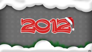 Happy New Year 2012 Wallpaper by panos46