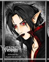 Yannis by LunarBerry