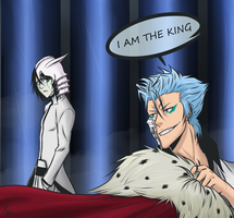 I am the KING by Shinda-Yume