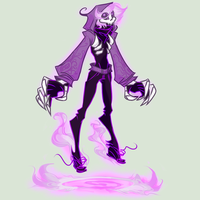 Mystery Skulls Ghostified by Mindless-Corporation