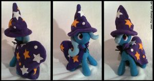 MLP: The Great and Powerful Trixie Mk. 2 by Trinkety