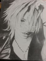 Reita Portrait by WolfSerenade