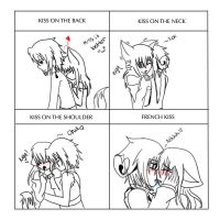 Sexy Kiss Meme by OreoMilu