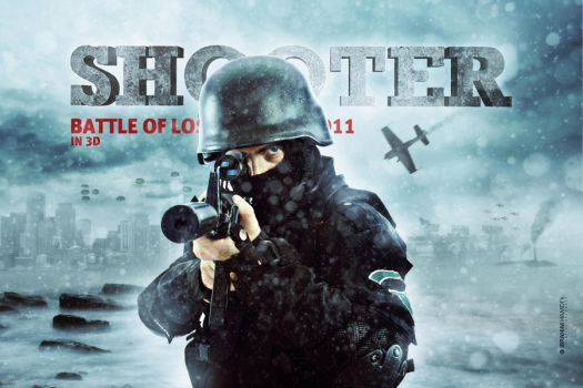 Shooter Poster 2012 by adriano-designs