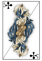 Jack of Clubs by tite-pao