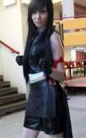 Tifa ~ let's fight by Tifa-Lee