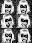 Harley Quinn Expressions by krymsinthe