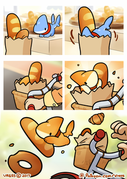 Baguette by 0Vress0