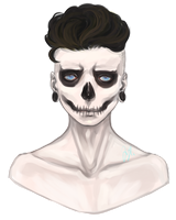 Skeleton V2 by IMVUWaltz