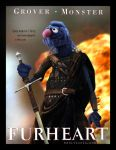 Furheart  ( Sesame Street / Braveheart ) by Rabittooth