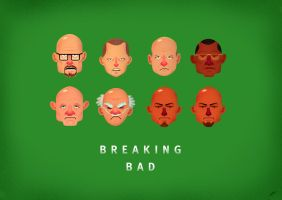 BREAKING BAD by GrievousGeneral