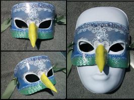 Pigeon Masquerade by Jedi-With-Wings