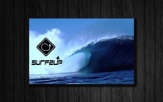 Surfzup Advert by SURFZUP
