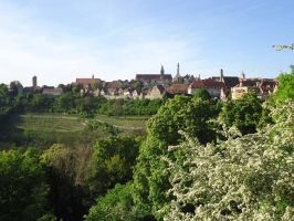 This is Rothenburg by Arminius1871