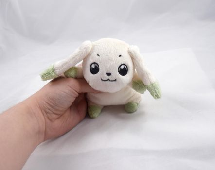 Terriermon Kuttari by PlanetPlush