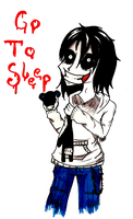 Jeff The Killer by Anett98
