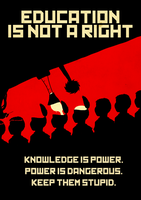 Anti-Public Education Propaganda by 8manderz8