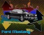 Ford Mustang by teor2