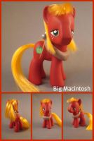Big Macintosh - a commission by hannaliten