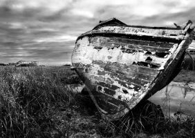 Abandoned Boat 1 by Colin-Pierce