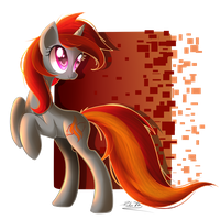 Kiriban: Firewire by Rebecka-chan