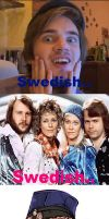 How are they all Swedish? by MasterOfVampires