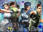 Chris and Jill Walpaper by Leon-Jill-lover