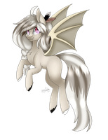 [AT] Ghost Rose by OhHoneyBee
