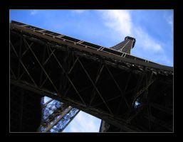 Eiffel Tower by BleepinUFO