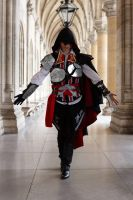 Ezio Auditore da Firenze by SilverGrayDash
