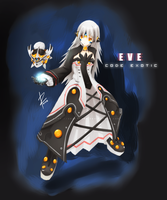 Eve: Code Exotic by zeusplara