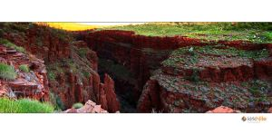 Karijini National Park by Furiousxr