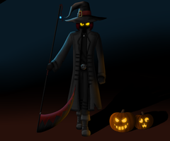 Halloween - John Feragon by JackJasra