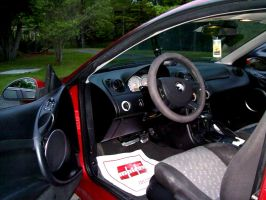 2002 Cougar Interior by MightyPirate