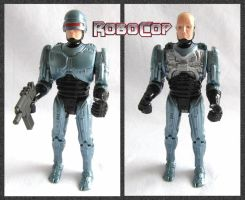 Robocop Figure by mikedaws