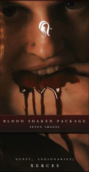 Package - Blood Soaked - 5 by resurgere