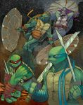 Teenage Mutant Ninja Turtles by JeremyTreece
