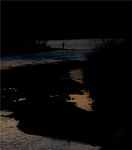 Fishing in Puddles of Day by AletheiaFelinea